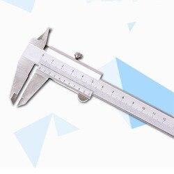 Klasy przemysłowej suwmiarka 150/200/300mm metalowe rolki przesuwne Vernier suwmiarka ze stali nierdzewnej pomiar mikrometryczny narzędzie linijka