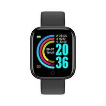 Hot Sale Smart Watch Y68 Waterproof Bluetooth Sport SmartWat