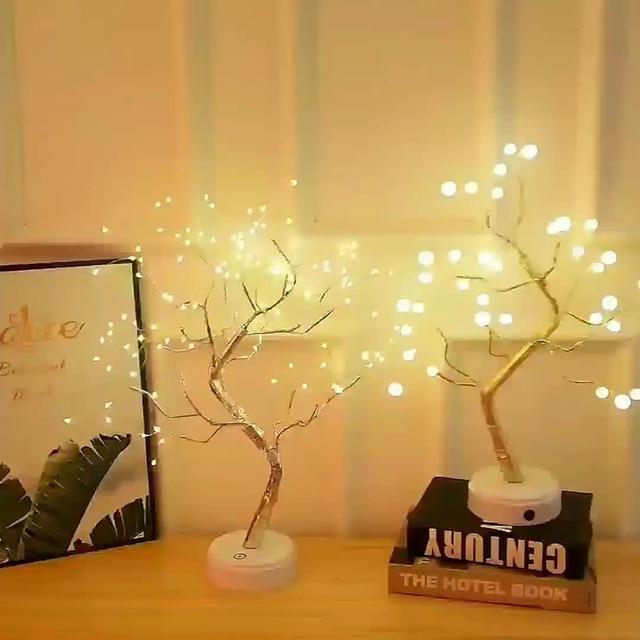 Light Tree Desk Lamp 2