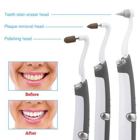 eletrica sonico eliminador de dente lrrigator oral