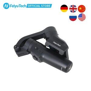 Image 5 - FeiyuTech ufficiale Vlog Pocket 2 MINI Smartphone palmare stabilizzatore cardanico selfie stick per iPhone 11 XS XR 8 7, HUAWEI P30 pro