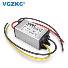 24V to 12V 4A DC power converter, high efficiency 24V to 12V 48W step DC step-down power supply module step up dc dc converter 12v to 24v 40a 900w waterproof car power supply