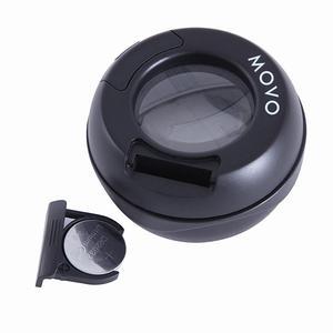 Image 3 - Movo LCT7X SLR Sensor Loupe with Dust Illuminating Bright LEDs