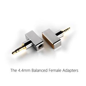 Image 3 - DD ddHiFi DJ44B DJ44C, נקבה 4.4 מאוזן מתאם. תחול על 4.4mm אוזניות כבל, מפני מותגים כגון אסטל וקרן, FiiO, וכו .