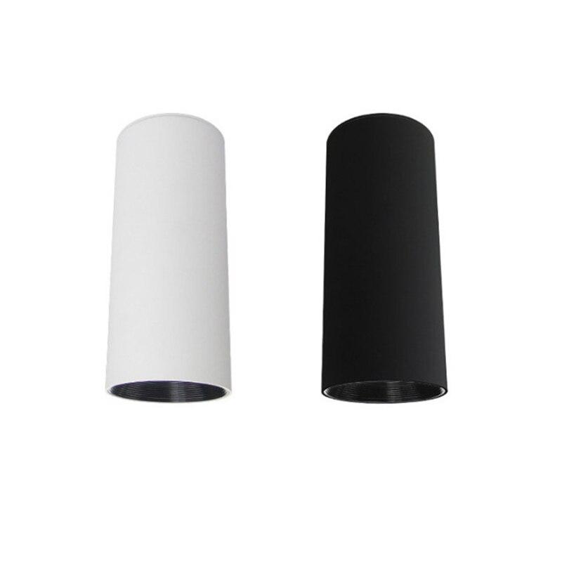 Светодиодный круглый COB светодиодный потолочный светильник поверхностного монтажа светодиодный потолочный светильник, кри чип 7 Вт 10 Вт 12 В...