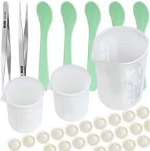 Силиконовые мерные чашки для смолы 1 шт 250 мл чашка смешивания