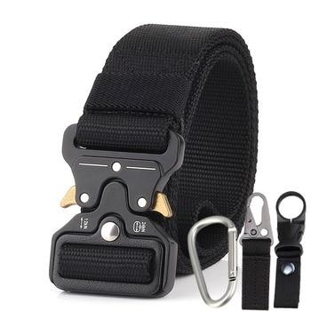 Military Uniform Belt Tactical Clothes Combat Suit Accessories Outdoor Tacticos Militar Equipment Army Clothing Waist Belt 8