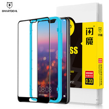 SmartDevil Glass For Huawei 10 plus P20 P30 Screen Protector Tempered honor play mate V10 20 Protective Film