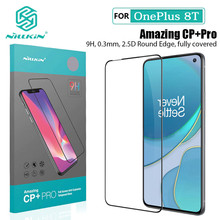 NILLKIN-cristal templado para OnePlus 8T One Plus 8T, 5G, increíble H + Pro CP + Pro, Protector de pantalla para OnePlus 8T