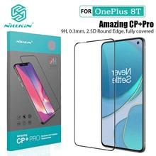 Für OnePlus 8T Glas One Plus 8T 5G Gehärtetem Glas NILLKIN Erstaunlich H + Pro CP + pro Screen Protector Für OnePlus 8T Film