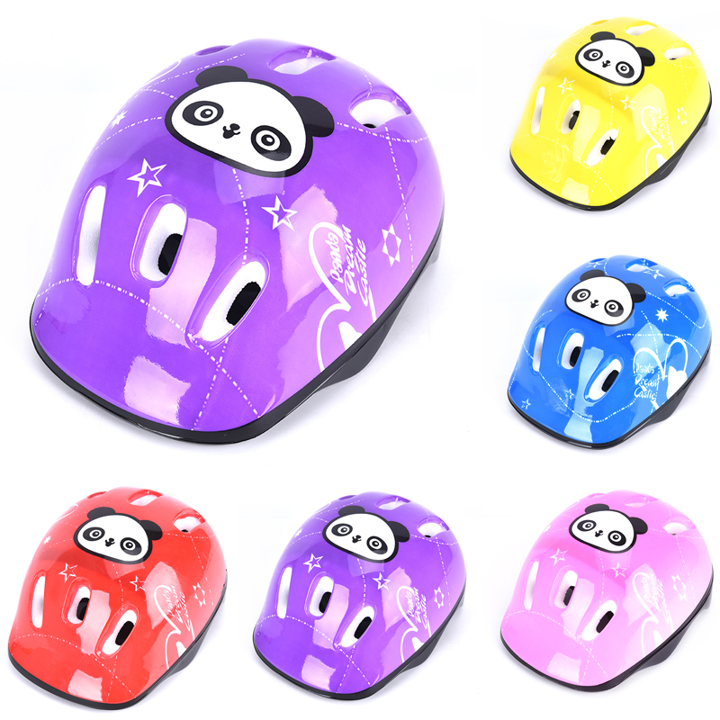 Ultralight Kids Bicycle Helmet Protector Children Safety Cycling Skating Helmet Outdoor Sports Protective Gear <font><b>Bike</b></font> <font><b>Equipment</b></font> image