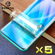 3d diy soft silicone case for vivo nex a case coque for vivo nex a cover flamingo painted case back cover for vivo nex a fundas FAST shipping back For vivo NEX 3 3s NEX3 5G Screen Protector for vivo nex 3/3s Full Cover Soft Hydrogel Film Screen Protector