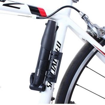 High Pressure Bike Pump Hand Mini Pump Bicycle Air Inflator Compressor with Holder for Schrader and Presta Valve Fietspomp mini hand bicycle pumps beto with hose bike pump presta