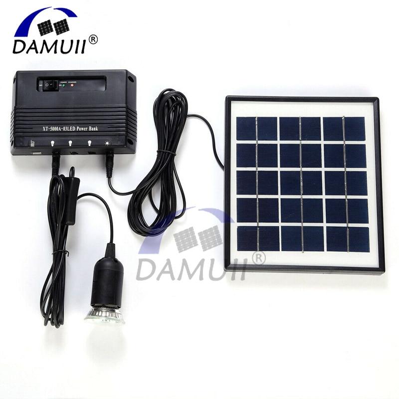 painel solar 6v 9ah chumbo acido bateria de carregamento led sistema iluminacao 03