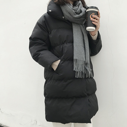 Женский зимний пуховик 2019, верхняя одежда, пальто для женщин, длинный Повседневный теплый пуховик, брендовая парка