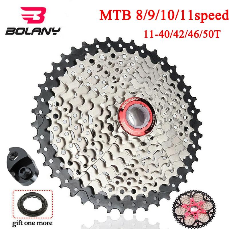 8-10 Speed 11-42T Teeth Road Bike Cassette Flywheel Freewheel For Shimano SRAM