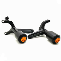 FOR KTM 1290 Super Duke R Motorcycle Accessories Engine Frame Sliders Protection Guard Glue Floor Protection