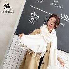Нет onepaul новые осенние и зимние сапоги с бахромой шарф из