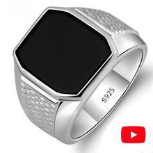 Czarny piątek drogie, ale sposób lepszej jakości S925 pierścień srebro 925 diament pokoju Yo yo sprawdź teraz przesadzone hiphop
