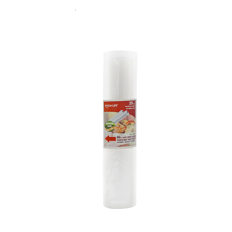 1 roll 25x500cm-TINTON LIFE vacuum bags for food Fresh Long Keeping 12+15+20+25+28cm*500cm Rolls/Lot bags