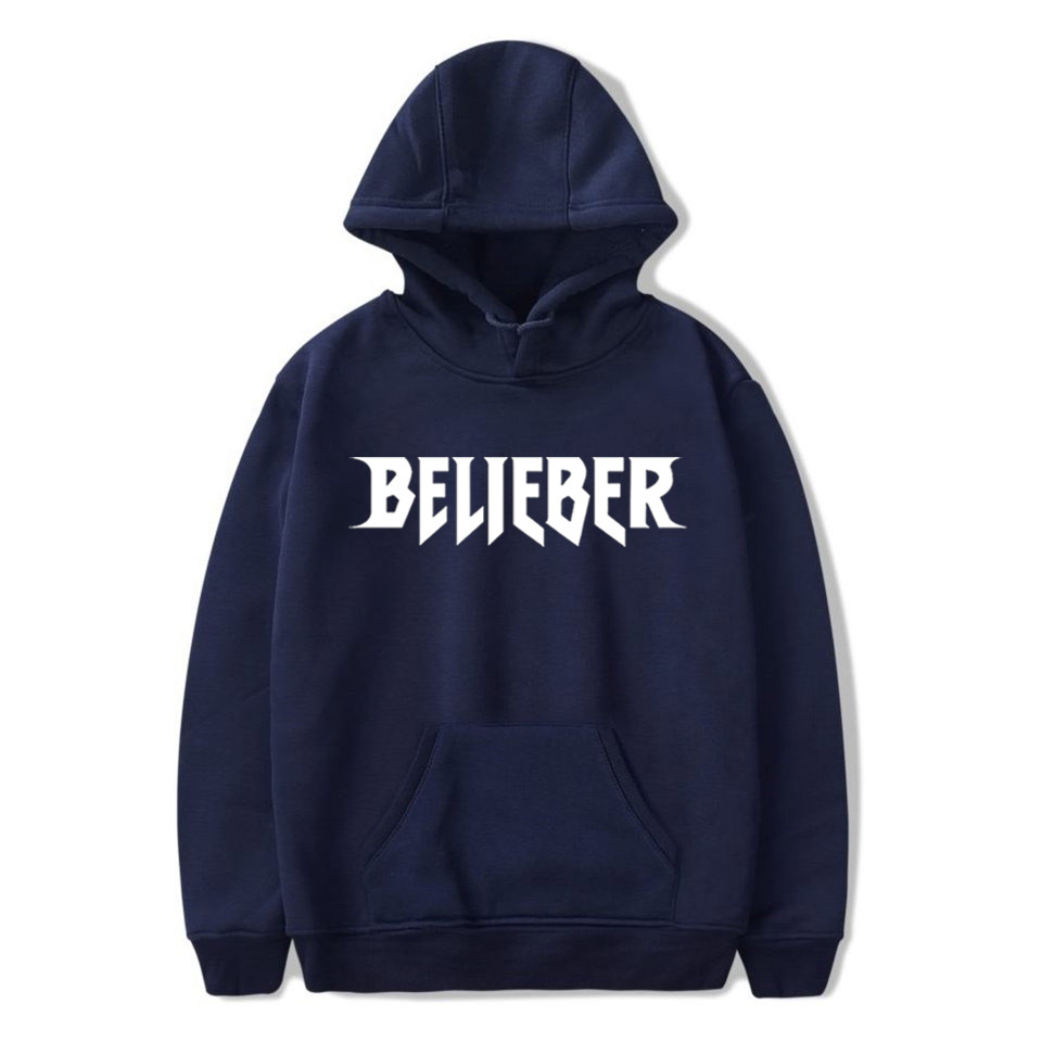 Justin Bieber Hoodie Sweatshirts Men's Funny Pullover Short Long Sleeve Women Hot Fashion Solid Top Hip Hop Hoody Men Tracksuit