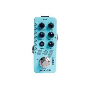 Image 1 - Mooer E7 和音シンセ · ギターペダル 7 タイプカスタムシンセサイザーのようなシンセ · トーントランペットオルガン個別の arpeggiator