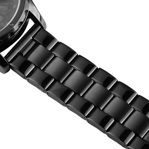 Image 4 - أزياء الرجال ساعة كوارتز 30M للماء ساعة اليد ساعات رجالية الأعلى العلامة التجارية ساعة سكيمي أزياء رجالي سوار ساعة Relogio