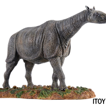 Ancient Paraceratherium-Statue ITOY Figure Animal Collectoradult with Platform Model-Toys