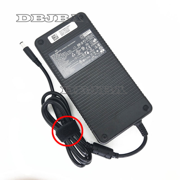 Genuine 19.5V 16.9A 330W Laptop Power Adapter For DELL Alienware M18X R1 R2 X51 DA330PM111 All in one Notebook AC DC Charger