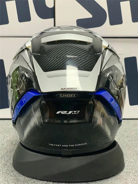 SHOEI X14 YZF-R1M Special Edition 4