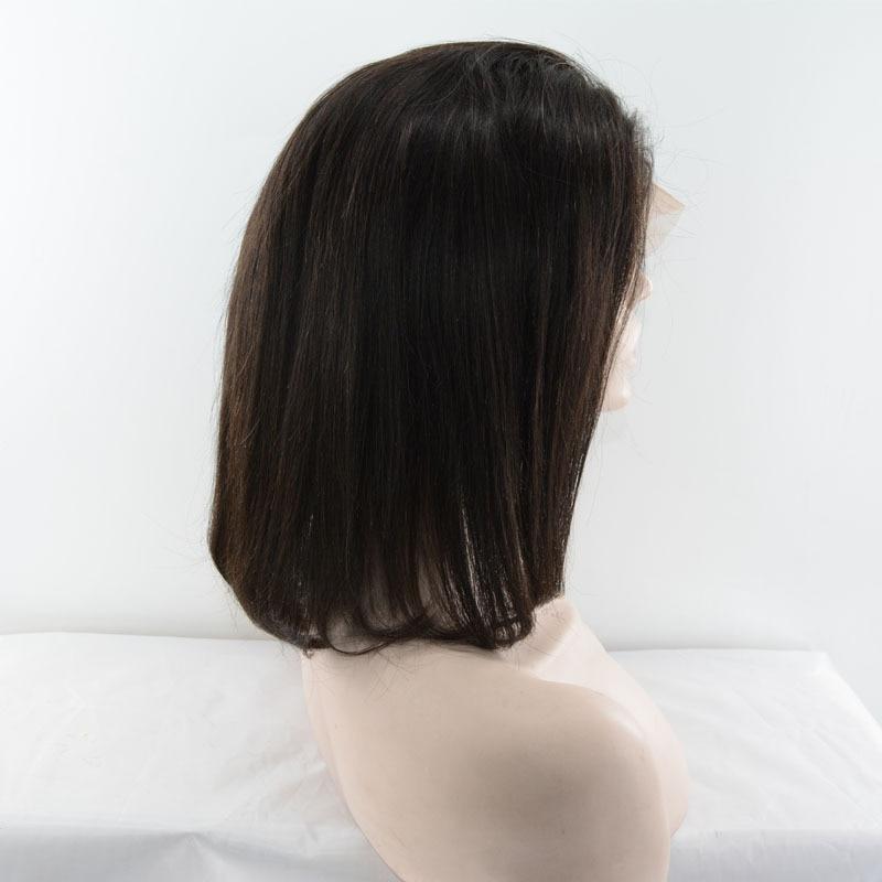 frontal do laço perucas brasileiras da parte