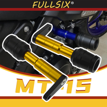 For YAMAHA MT15 MT-15 2015-2019 Motorcycle Accessories Anti-