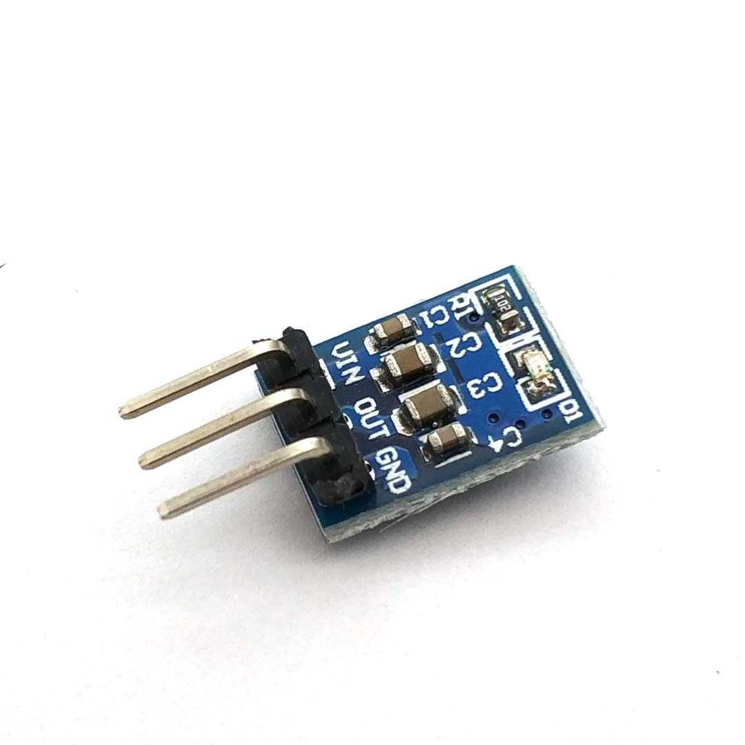 MS1117-3.3 LDO 800MA DC 5V To 3.3V Step-Down โมดูล