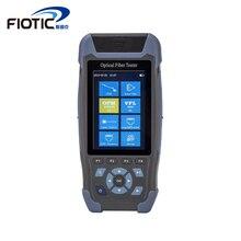 mini pro OTDR NK3200D otdr optical fiber 1310/1550nm handheld otdr ftth 24/22DB 500M 64KM Multifunction VFL OPM Reflectometer
