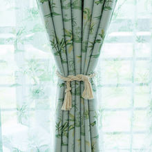 Простая и просторная свежая ткань для гостиной спальни балкона