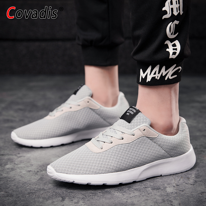 2019 Unisex Trainers Shoes Comfortable Men Sports Shoes Lightweight Running Shoes Outdoor Women Breathable Sneakers Big Size