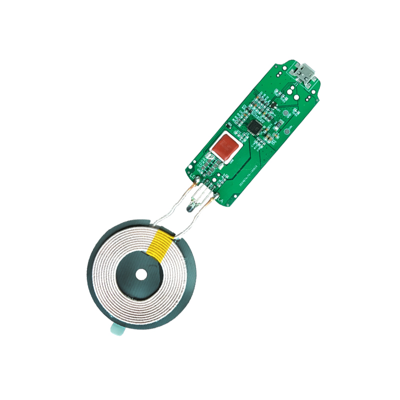 Mobile Phone Modified Wireless Charging Transmitter Module 5W 7.5W 10W Fast Charge PCBA Circuit Board Coil