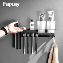 Fapully Soap Dispenser With Coat Hook 304 Stainless Steel Hotel Public Toilet Bbathroom Mobile Hand Sanitizer Paper Towel Shelf