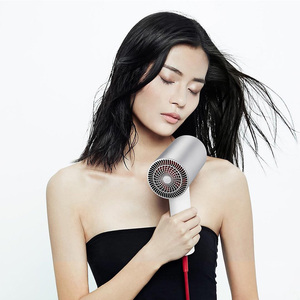 Image 5 - Original soocas h3s anion secador de cabelo liga de alumínio corpo 1800 w secador de cabelo tomada de ar anti design de desvio inovador quente
