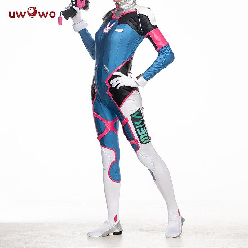 Overwatch Genji Costume 3D Imprimé Halloween Cosplay Zentai Costume pour adulte Collants