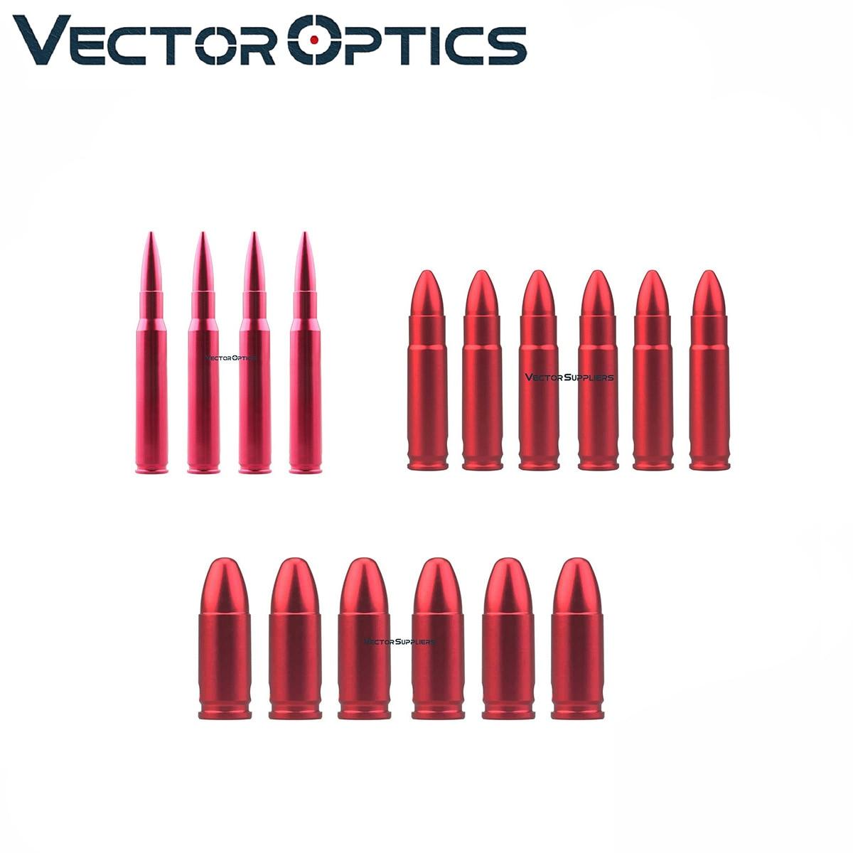 Векторная оптика, металлические многоразовые колпачки для ружья 223 Ремингтон, 7,62x51 мм, 12 Калибр, 9 мм,.300, тренировочная винтовка для пистолета