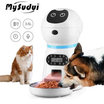 3.5L Intelligent Timer Food Dispenser 1