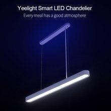 Yeelight – lampe suspendue intelligente, contrôlable par application mobile, luminaire décoratif d'intérieur, rvb, idéal pour une salle à manger
