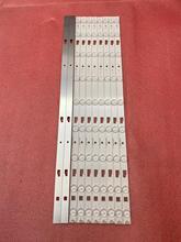 Yeni 10 adet/grup 9LED 577mm LED aydınlatmalı şerit D32TS7202 32HR331M09A5 V1