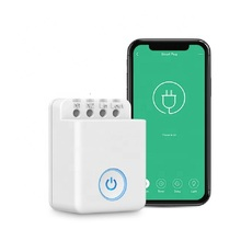 Broadlink Bestcon MCB1 1/2/3/4 PCS inteligentny włącznik oświetlenia działający przez wifi bezprzewodowa skrzynka sterownicza współpracuje z Siri i Alexa