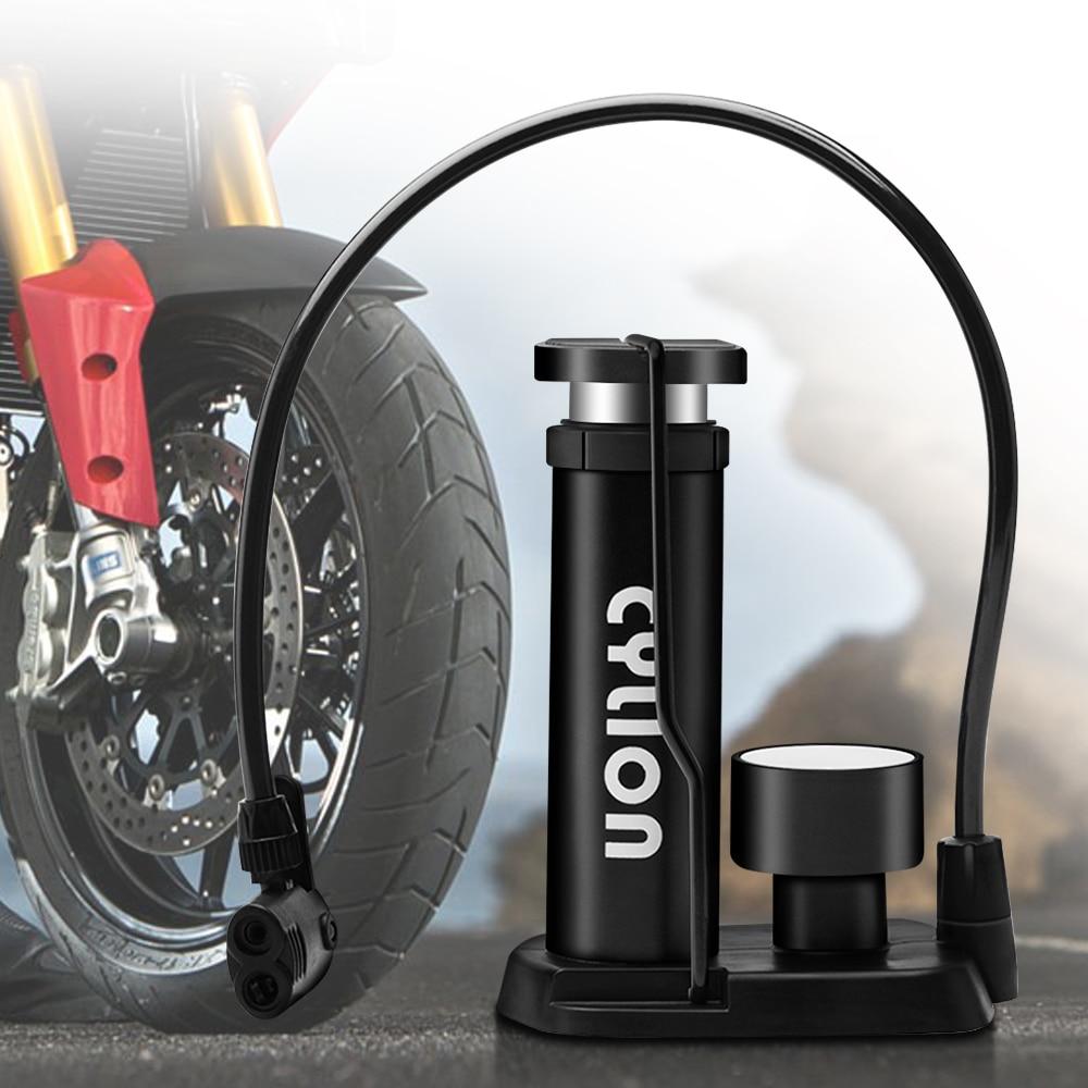 compressor de bomba de ar portatil para moto mini inflador digital para pneus de motocicleta para