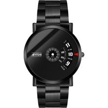 Zegarek męski zegarek mechaniczny męski zegarek inteligentny zegarek automatyczny zegarek sportowe zegarki cyfrowe 2020 luksusowy zegarek ze stali pasek moda tanie tanio Stop 17 5cm 3Bar Moda casual Cyfrowy Bransoletka zapięcie Cyfrowe Zegarki Na Rękę