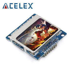 Smart Electronics LCD Module Display Monitor Blue backlight adapter PCB 84*48 84x84 lcd 5110 N0kia 5110 Screen for Arduino(China)
