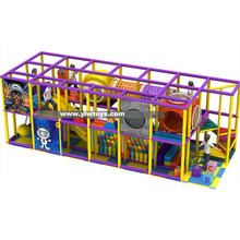 Indoor Soft PLAY KIDS Maze Playground Park YLW-IN20200927(China)