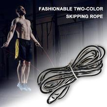skipping rope jump ropes kids adults sport exercise speed crossfit gym home fitness mma boxing training workout equipment Speed Jump Rope Fitness Skipping Ropes Exercise Adjustable Workout Boxing MMA Training Crossfit Men Women Kids Gym Equipment